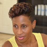 LaVonia Gipson Short Cut